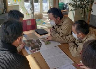 心をひとつに。お庭・外構工事の作戦会議。