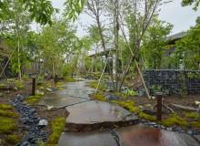 ガーデンサービス研究会第5回施工例コンテスト大賞受賞の五泉市Y様邸の「雑木の庭」がガーデンサービス研究会のHPで紹介されました。