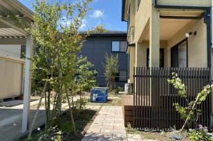 広い敷地を手入れしやすい庭にリフォーム 新潟市A様邸