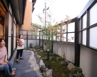 荒れたお庭を大改造。手入れが楽な和モダンの庭にリフォーム。新発田市S様邸
