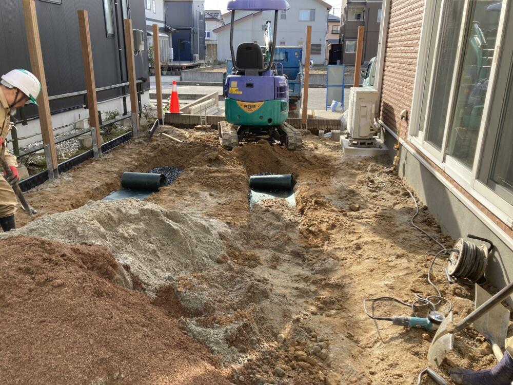 土壌改良工事